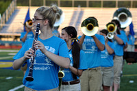 Band Blue & Gold Game