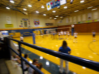 HHS volleyball vs. Greenbrier