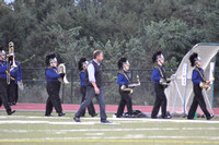 Band Harrison vs. Alma