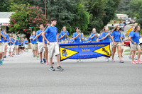 HJHS Band @ Fair Parade